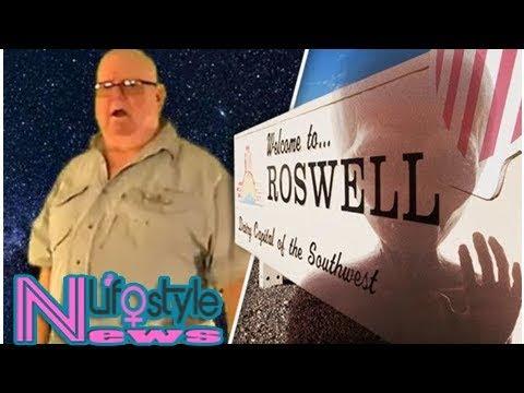 Area 51 sensation: 'whistleblower' says secret usaf base has 'time-travelling roswell ufo'
