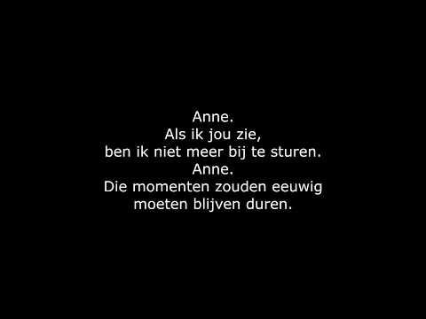 Gers Pardoel - Anne   Liefde voor Muziek   LYRICS (Clouseau Cover)