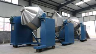 Chemical Industrial Mixer blender Machine