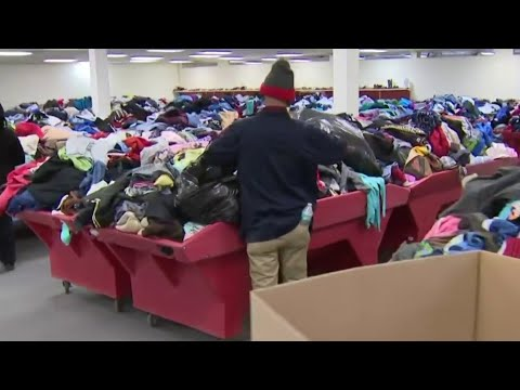 Buy By The Pound: New Salvation Army Concept In Clinton Township