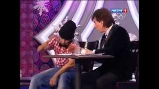 Геннадий Ветров и Елена Воробей Крутько три нуля 2014