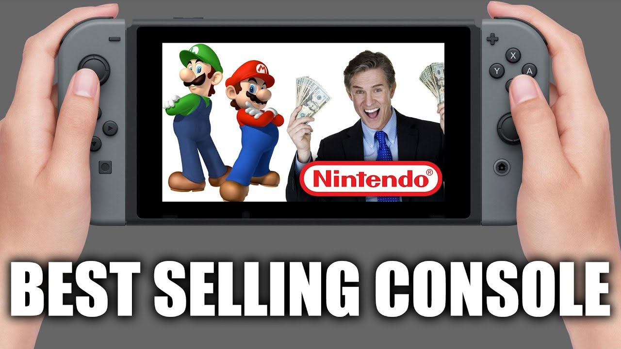 Best Selling Console 2019 Analyst: The Switch Will Outsell All Other Consoles in 2019   YouTube