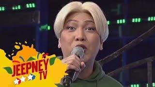 Jeepney TV: I love you, Goodbye hugot of Vice Ganda