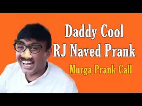 Daddy Cool   Radio Mirchi Murga Naved's latest 2017   Funny Prank   Mirchi Murga