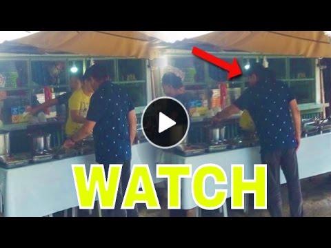 WATCH President Duterte Eating in Carinderia Goes Viral Online - HD