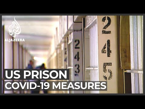 US prisoners to be confined to cells for two weeks