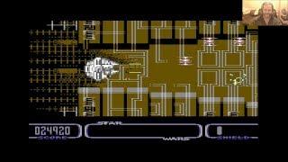 Lukozer Retro Game Review 482 - Millennium Assault - Commodore 64