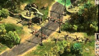 Commandos 2 PC Gameplay