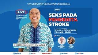 🔴 EDUKASI SEKSUAL: Seks pada Penderita Stroke