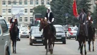 Абазинская свадьба в ауле Псыж