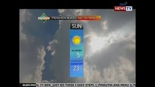 NTVL: Weather update as of 8:25 p.m. (Feb. 16, 2019)