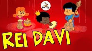 Rei Davi - 3Palavrinhas - Volume 4