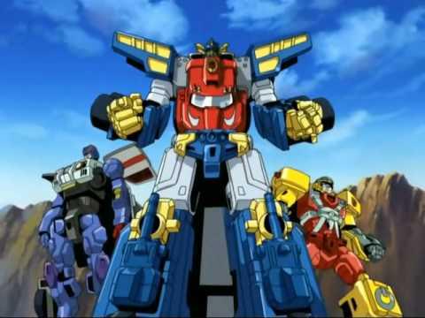 Optimus Prime - Super Mode (Japanese Version) - YouTube