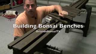 How To Bonsai Create And Build Bonsai Benches