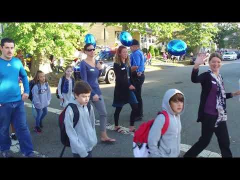 INTERNATIONAL WALK TO SCHOOL DAY - Roselle Park, New Jersey