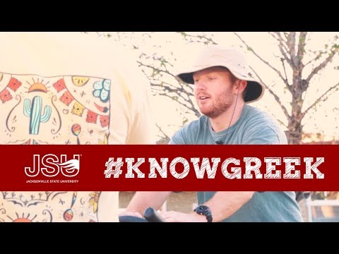 Know Greek: Giving Back