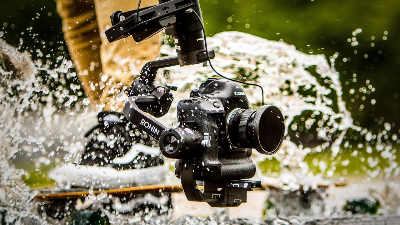 Dji Ronin S Official Review The Best Gimbal Ever