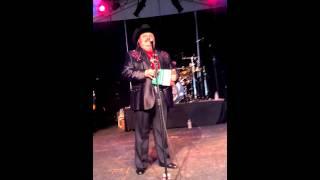 Ramon Ayala (toy accordion) Cinco de Mayo festival