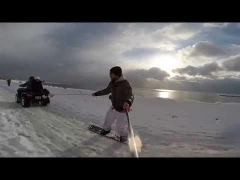 Caddebostan Snowboard keyfi
