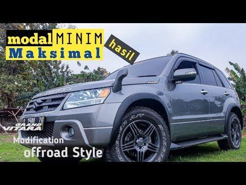Custom Offroad Style | Grand Vitara Modif Offroad