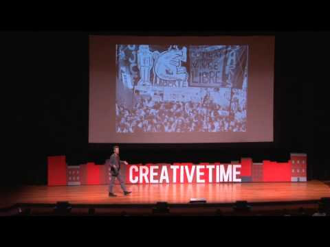 Creative Time Summit | Keynote: Neil Brenner