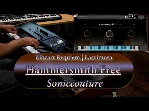 Mozart Lacrimosa (Solo Piano) - Hammersmith Free Soniccouture
