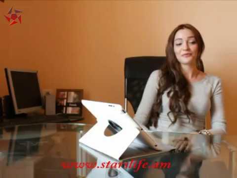 LUSINE TOVMASYAN - EXCLUSIVE INTERVIEW