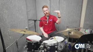 Virtual CMI  - Drumset Masterclass with Chris Hofer
