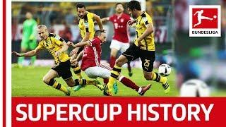 Borussia Dortmund vs. FC Bayern München - Epic Supercup Battles
