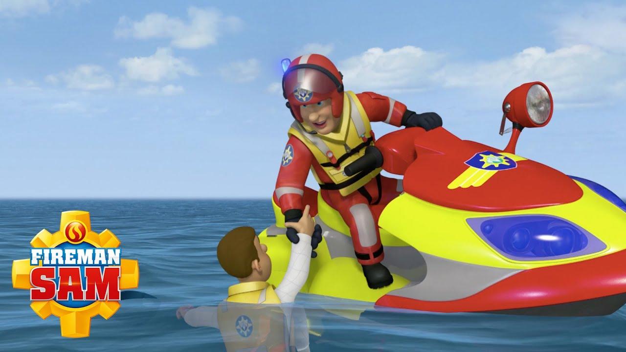 Fireman Sam 3d Wallpaper Fireman Sam Us Official The Ocean Of Flames Funnydog Tv