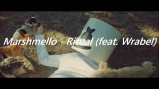 Marshmello - Ritual ft. Wrabel (Official Audio)