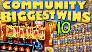 CasinoGrounds Community Biggest Wins #10 / 2018