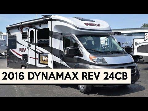 2016 Dynamax REV 24CB | Class C Motorhome