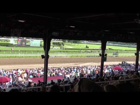 Saratoga Horse Race Track 2013