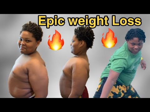 Epic Weight Loss Transformation | 5 Month Transformation | Calisthenics Journey | Lose 45 Pounds