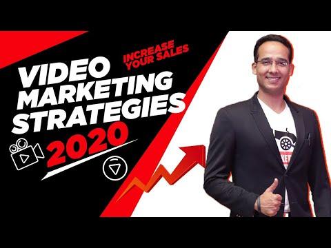 Video Marketing 2020 | How to do video marketing| Video marketing tutorial