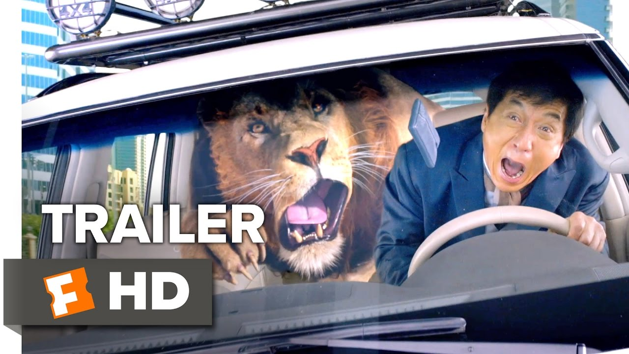 Download Kung-Fu Yoga Official Trailer 2 (2017) - Jackie Chan Movie