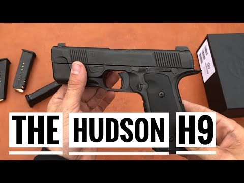 Unboxing and Shooting the Hudson H9