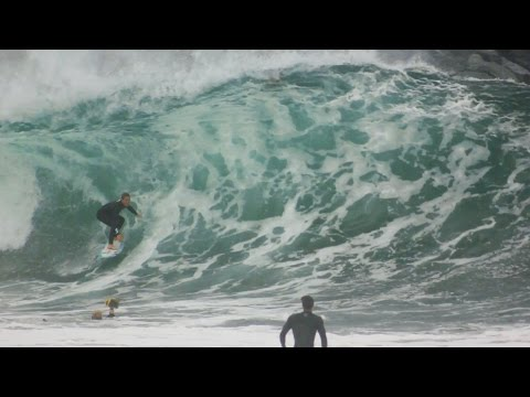 The Wedge (Evacuated) Pt.2 | May 31st | 2016 (RAW FOOTAGE)
