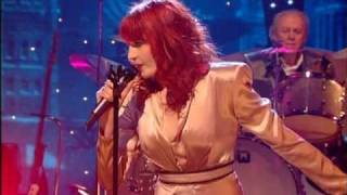 "Dave Swift on Bass with Jools Holland backing Florence Welch ""My Baby Just Cares For Me"""