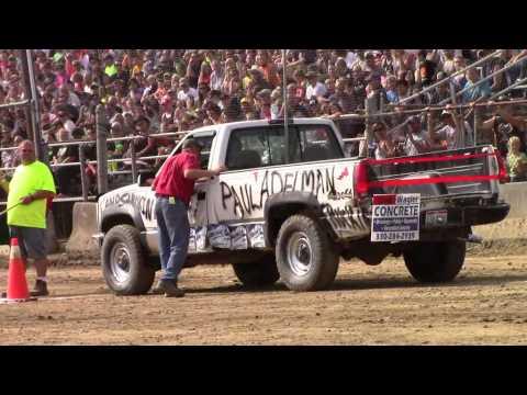Portage County Fair Rough Truck