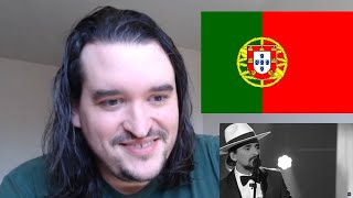 "Sloth Reacts Portugal 🇵🇹 Eurovision 2021 The Black Mamba ""Love Is On My Side"" REACTION"