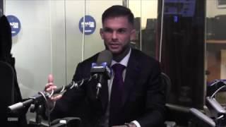 Cody Garbrandt on Dominick Cruz: I broke him- @OpieRadio