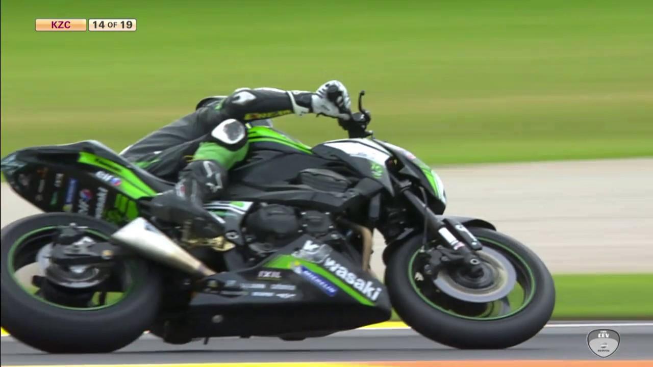 Highlights Race Kawasaki Z Cup