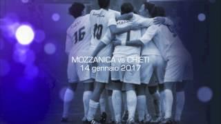 Mozzanica vs Chieti 3 - 0 / 14 gennaio 2017