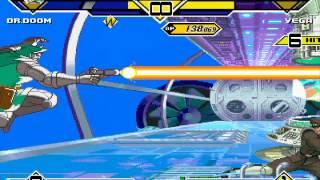 Mugen Battle # 167: Dr.Doom Vs. Vega (Bison)