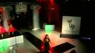 Tina Ivanovic - Zaljubljena - Folk hit godine Osijek - (TV Balkanika 2008)