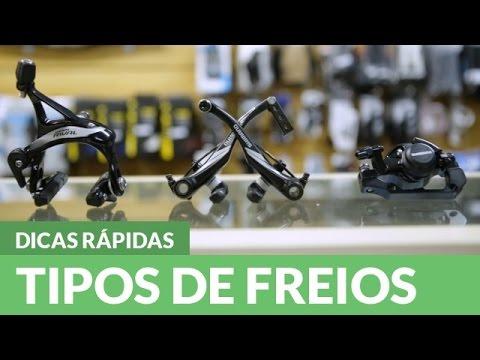 Tipos de Freios para Bicicleta