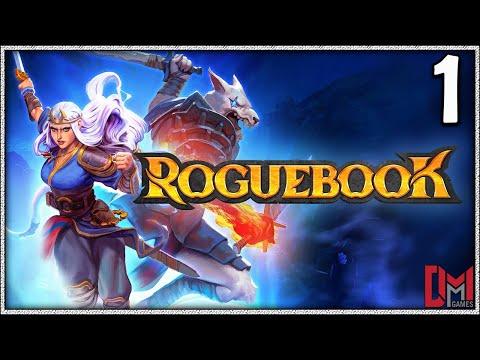 ROGUEBOOK Gameplay Español - Empieza la aventura