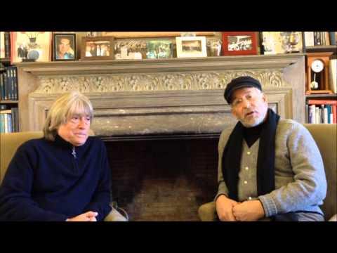 Temple Shaaray Tefila's Rabbi Greenburgh discusses Kabbalah with Rabbi Ilan Ashkenazi.